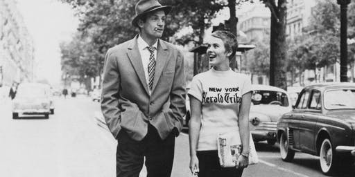Free Screening in Chicago Parks: Breathless by Jean-Luc Godard
