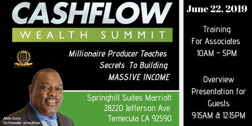 Super Saturday Cashflow Training