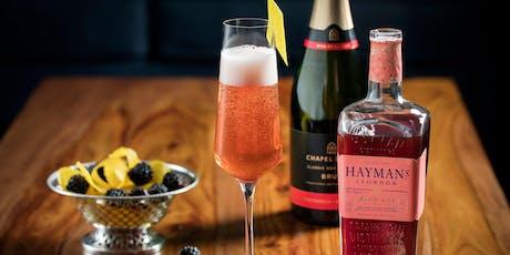 Hayman's Gin Cocktail Masterclass tickets