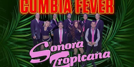 Sonora Tropicana in the HD tickets