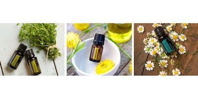 Essential Oils Basics & Beyond