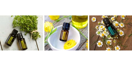 Essential Oils Basics & Beyond tickets