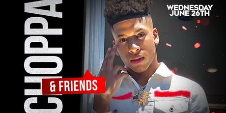 NLE CHOPPA & FRIENDS CONCERT AFTER PARTY tickets