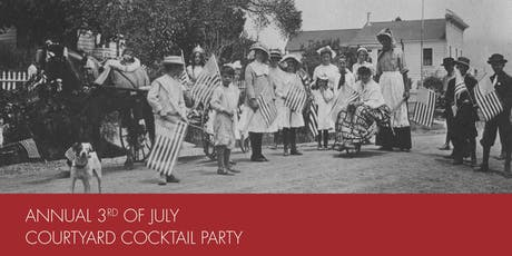 3rd of July Cocktail Party tickets