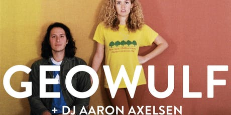 GEOWULF live @ Popscene!  tickets