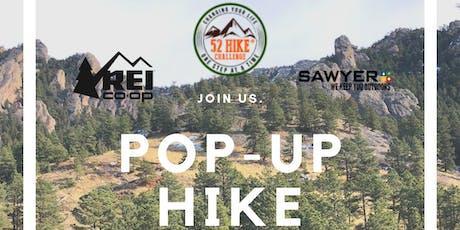 52 Hike Challenge Pop-Up Hike: Boulder, CO tickets
