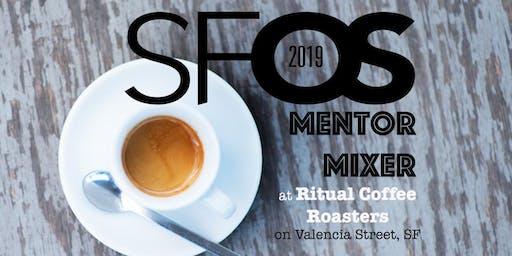 SF Open Studios Mentor Mixer at Ritual Coffee