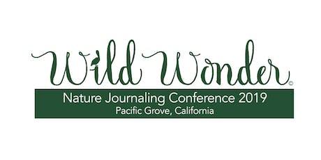 Wild Wonder Nature Journaling Conference 2019 tickets