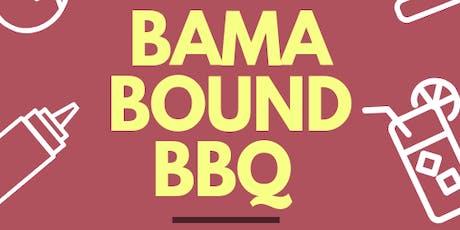 Bama Bound BBQ tickets