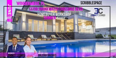 Windermere First Time Homebuyer Workshop by Emmitt Combs Realty tickets