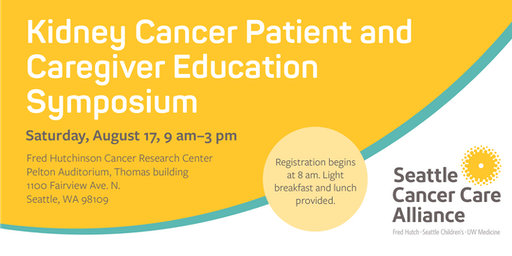 Kidney Cancer Patient and Caregiver Education Symposium