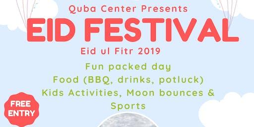 Quba Eid Fitr Festival 2019