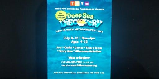 HFT Deep Sea Discovery