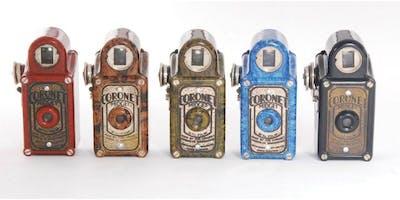 Birmingham and Bakelite - a history of cameras