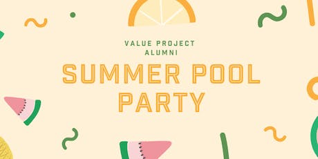 Value Project Summer Party tickets