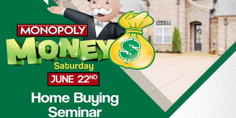 Monopoly Money - Home Buying Edition tickets