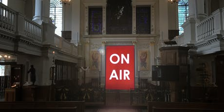 """On Air"" by Graeme Miller at St Botolph without Aldgate tickets"
