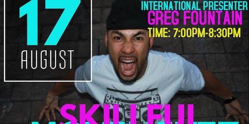 Skillful Movementz Funk Fitness Master Class