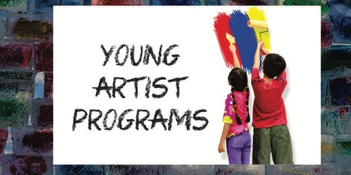 Young Artists - Ages 9-12