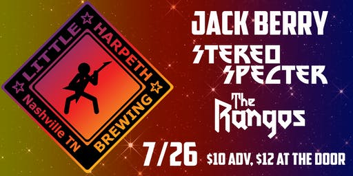 The Rangos, Stereo Specter,  Jack Berry