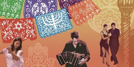 ¡Festival Judío! A Celebration of Latin American Jewish Culture tickets