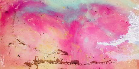Resin Pouring for Abstract Painting - Hippo Art Studio tickets