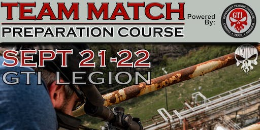 Team Match Preparation Course