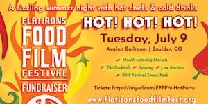 Hot! Hot! Hot! Food, Film, and Fun