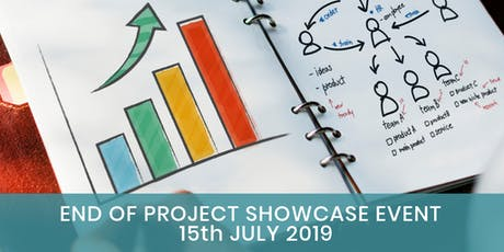 End of project showcase event tickets
