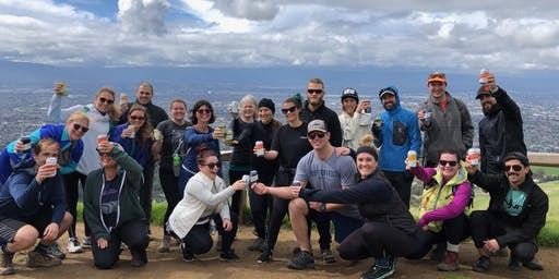 Yoga + Hike + Beer with Sufferfest Brewing Co