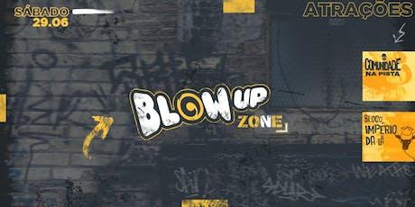 BLOW UP | Bloco da Império da Lã e Comunidade Na Pista | 29/06 ingressos