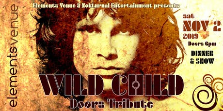Doors Tribute w/Wild Child tickets