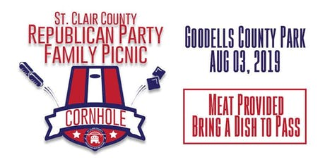 St. Clair County Republican Party Family Picnic tickets