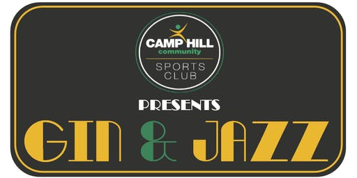 "Camphill Club and the Isle of Wight Distillery presents ""Gin & Jazz"""