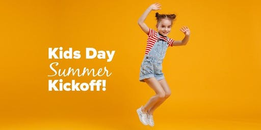 Kids Day Summer Kick Off! At Outlets of Des Moines
