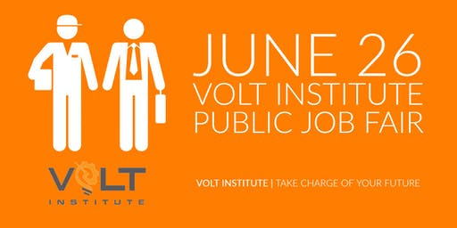 2019 VOLT Institute Student Job Fair