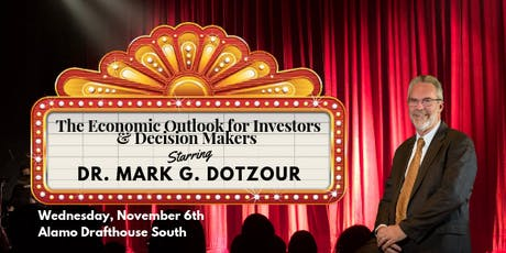 Economic Update by Dr. Mark Dotzour tickets