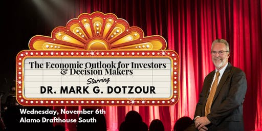 Economic Update by Dr. Mark Dotzour