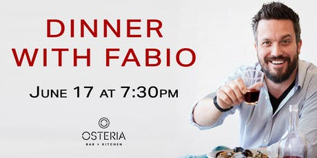 Fabio Viviani's Dinner Party tickets