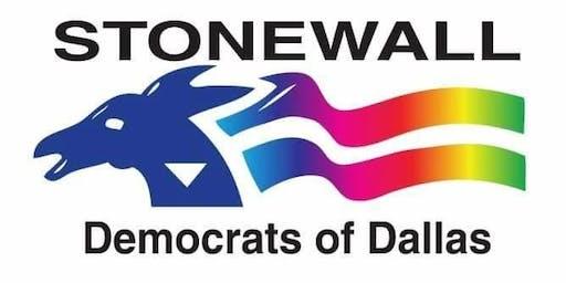 Stonewall Democrats of Dallas June Membership Meeting