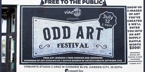The Odd Art Festival