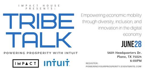 #TribeTalk - Powering Prosperity with Intuit
