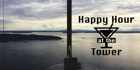 Happy Hour at the Tower @ Columbia Tower Club tickets