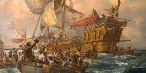 Tour of Spanish Naval Vessel