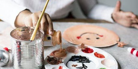 Youth Art Camp Ages 8 and older Wed July 17 10am to 4:00pm Lunch included tickets