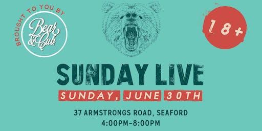 Sunday's Live