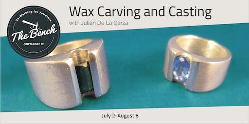 Wax Carving and Casting Jewelry Workshop