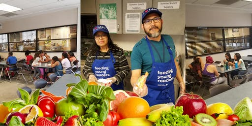 FREE Summer Lunches for Kids