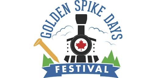 Golden Spike Days Volunteer Orientation 1