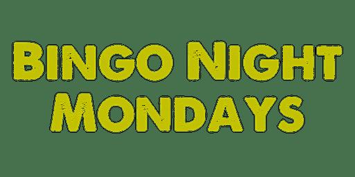 Bingo Night Mondays